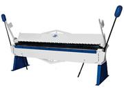 Листогибочный станок ZENITECH MLG2500 (толщина гиба 2 мм)