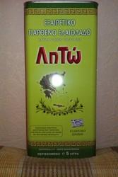 Греческое оливковое масло LITO