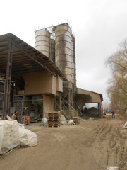 Продажа завода для производства сухих смесей в Киевской области