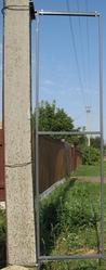 Панель-кронштейн П -052,  наружная реклама на столбах и сооружениях.