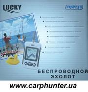 Беспроводной эхолот Lucky FFW 718 продажа в Украине