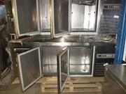 Холодильные столы б/у