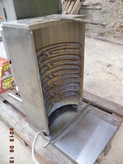 Аппарат для приготовления шаурмы  б у в рабочем состоянии