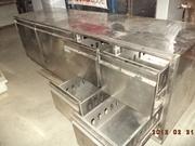 Холодильный стол  в рабочем  состоянии  б у